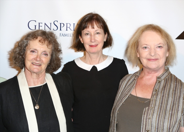 Gillian Hanna, Ingrid Craigie and June Watson  Photo
