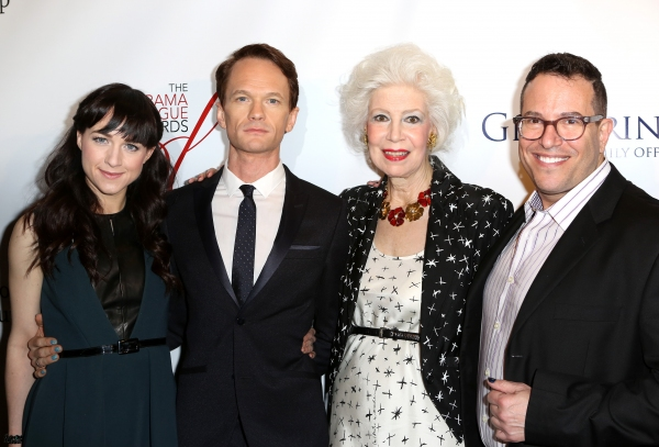 Lena Hall, Neil Patrick Harris, Jano Herbosch and Michael Mayer