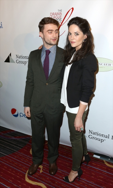 Daniel Radcliffe and Sarah Greene