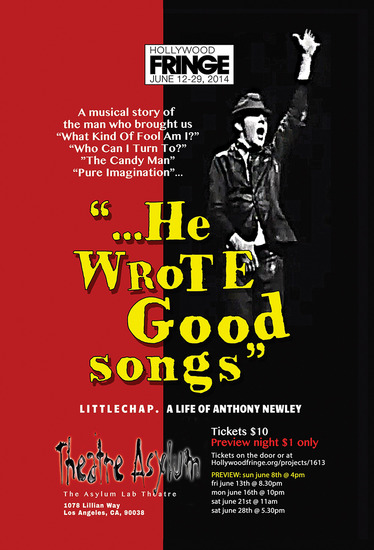 BWW Interviews: Fringe Spotlight: Jon Peterson in HE WROTE GOOD SONGS