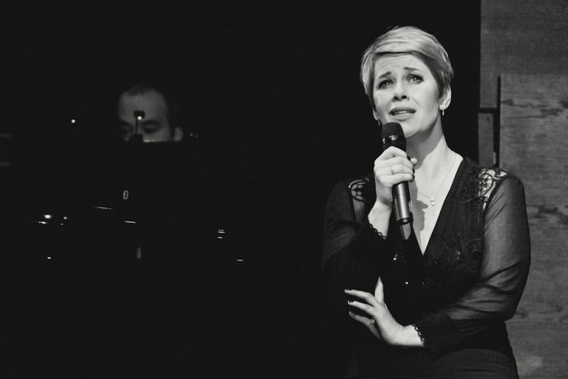 InDepth InterView: Linzi Hateley Talks New 54 Below Show, Plus CARRIE Memories, LES MISERABLES, LONDON ROAD Movie & More
