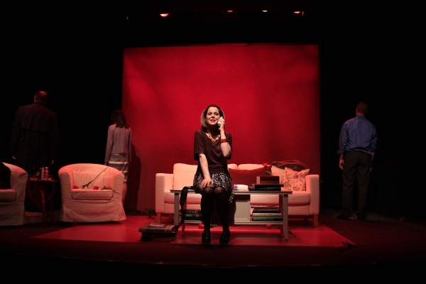 Photo Flash: First Look at Hampton Theatre Company's GOD OF CARNAGE, Opening 5/22