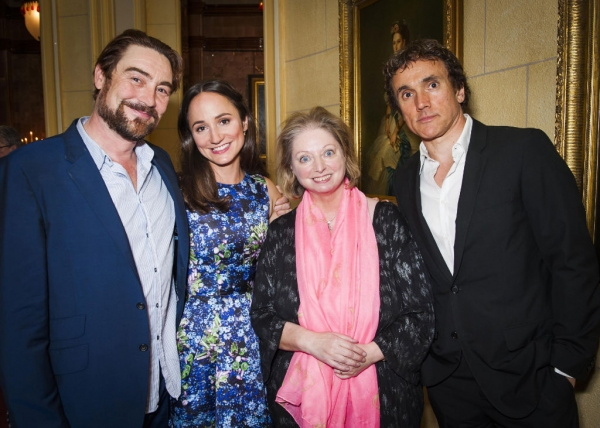 Photo Flash: First Look at Opening Night of RSC's WOLF HALL and BRING UP THE BODIES in the West End