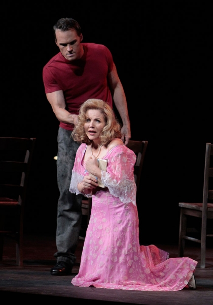 Photo Flash: First Look at Renee Fleming, Ryan McKinny and More in LA Opera's A STREETCAR NAMED DESIRE