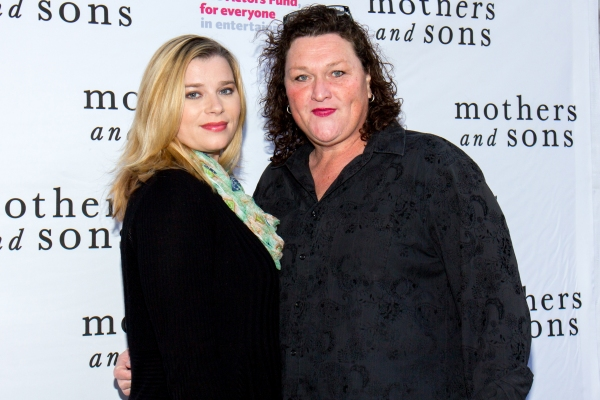 Photo Coverage: Brian Dennehy, Tonya Pinkins & More Support MOTHERS AND SONS at Actors Fund Benefit Performance