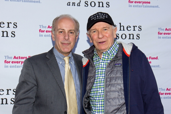 Joe Benincasa, Terrence McNally