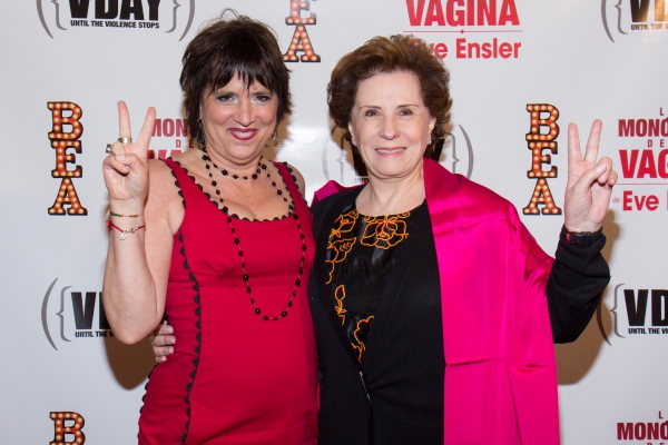 Photo Coverage: Inside Opening Night of LOS MONOLOGOS DE LA VAGINA