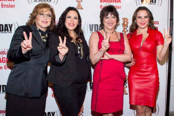 Angelica Maria,Angelica Vale, Eve Ensler, Kate Del Castillo