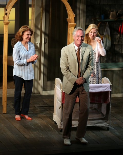 Linda Lavin, Richard Bekins and Jennifer Westfeldt