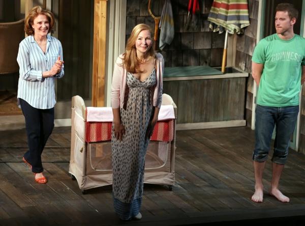 Linda Lavin, Jennifer Westfeldt and Matt Dickson