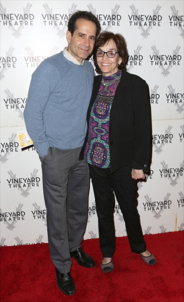 Photo Coverage: Inside Opening Night Arrivals for TOO MUCH SUN at Vineyard Theatre