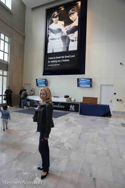 Photo Coverage: Inside Yankee Stadium from the 'Bosses' Box