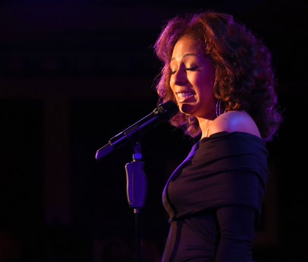 Photo Coverage: Tamara Tunie Previews LEGENDS FROM THE BURGH at 54 Below