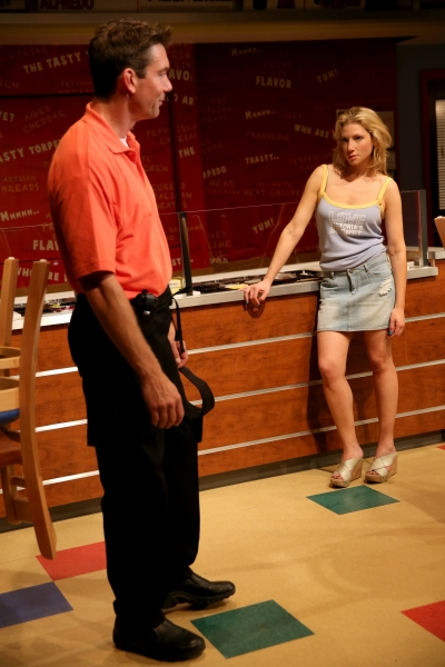 Photo Flash: First Look at Jerry O'Connell, Ari Graynor & More in Second Stage's AMERICAN HERO