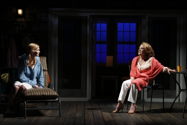 Photo Flash: First Look at Linda Lavin & More in Vineyard's TOO MUCH SUN