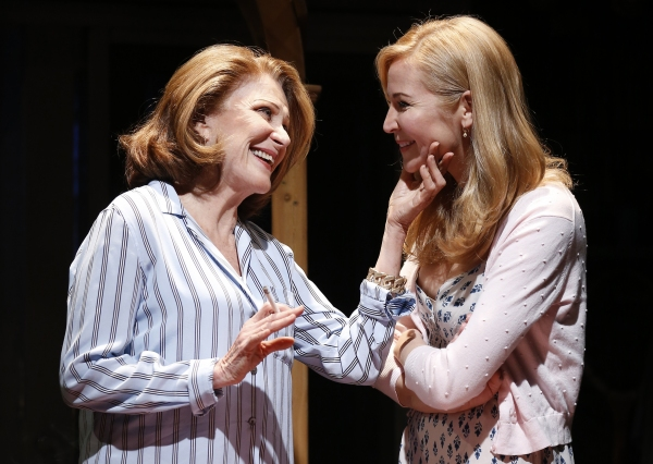 Linda Lavin and Jennifer Westfeldt Photo