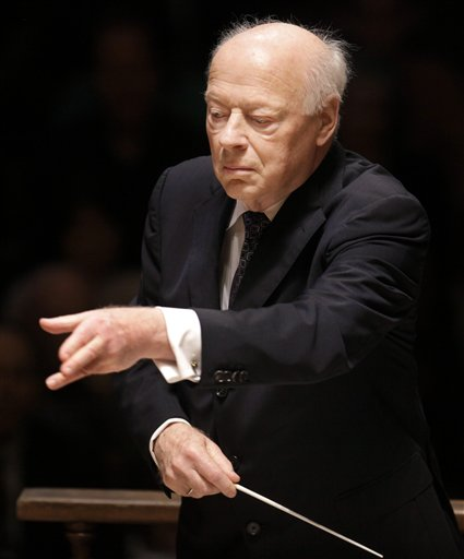 BWW Reviews: Bernard Haitink Conquers the NY Philharmonic in Mahler's 3rd Symphony