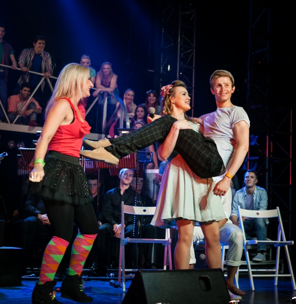 Photo Flash: First Look at Stewart Clarke and More in GODSPELL, in Concert at the Lyric