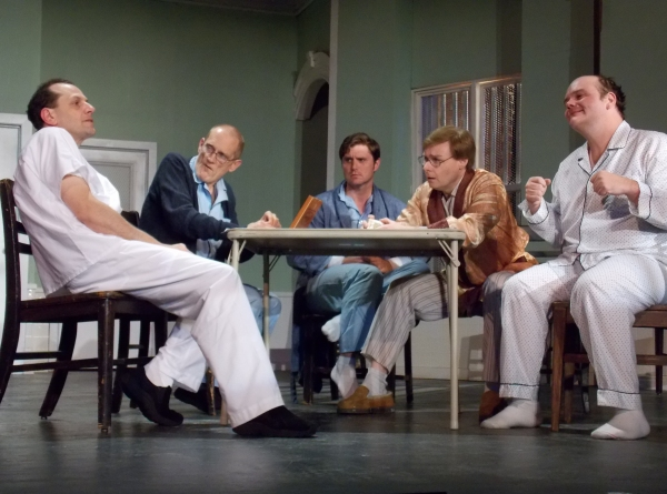 Photo Flash: First Look at BroadHollow's ONE FLEW OVER THE CUCKOO'S NEST