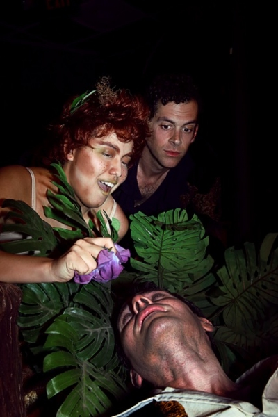 Photo Flash: Meet the Cast of Theatre Southwest's SHAKESPEARE IN HOLLYWOOD, Beg. Tonight
