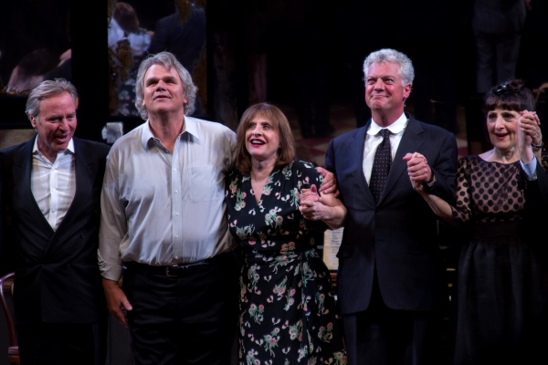 Photo Coverage: Patti LuPone & Acting Company Alums Take Bows in THE CRADLE WILL ROCK Benefit