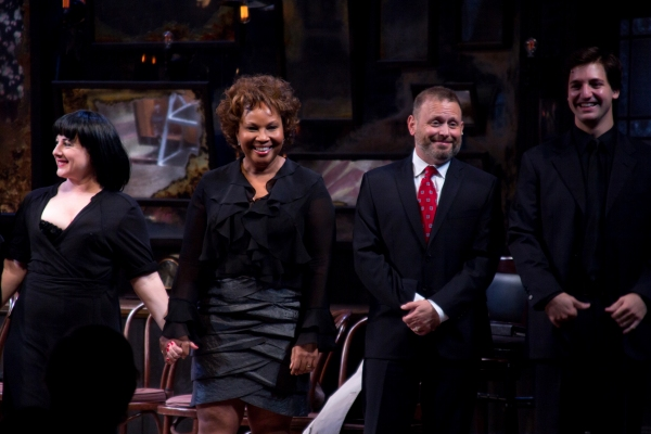Johann Carlo, Denise Woods, Todd Cerveris, Joshua Johnston