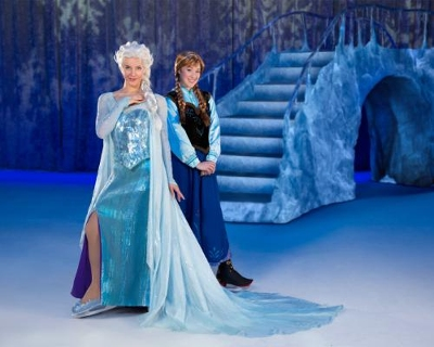 Disney's FROZEN ON ICE Heading to an Arena Near You! Tour Dates Announced