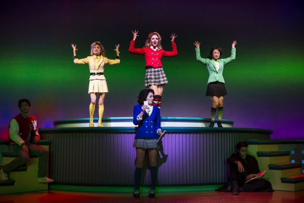 BWW Blog: To the Mothership - Day Four - HEATHERS: THE MUSICAL