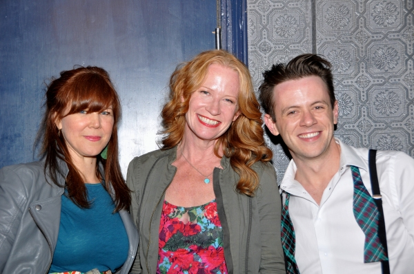 Photo Coverage: Backstage at the 2014 Obie Awards with Tamara Tunie, Hamish Linklater & More!