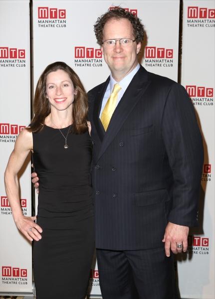 Paula DeRosa and Shuler Hensley