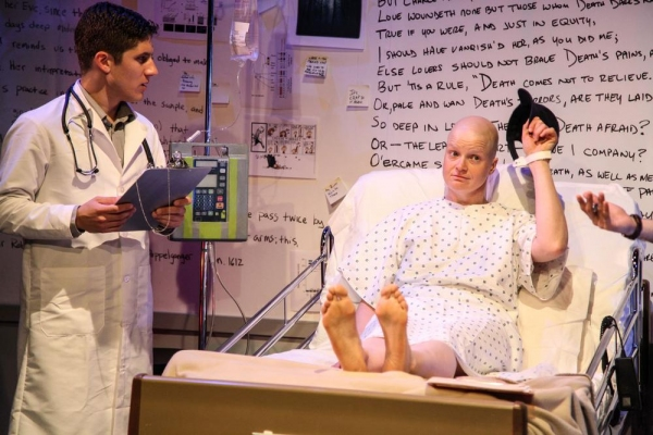 Photo Flash: New Photos for AstonRep's WIT, Now Playing Through 6/7