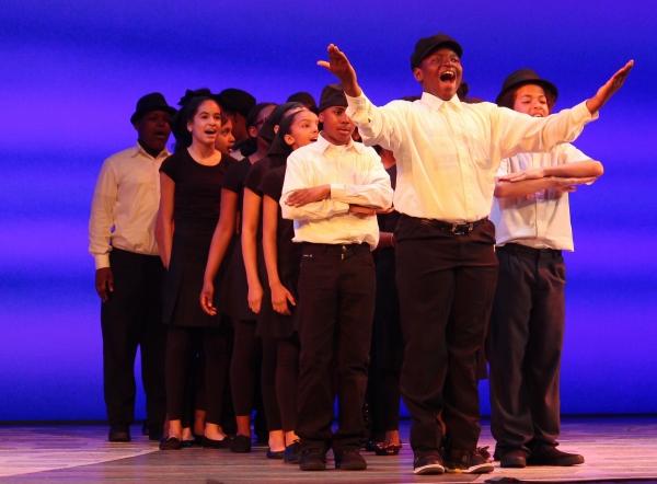 Photo Coverage: Denzel Washington Celebrates Talented Youth at BROADWAY JUNIOR!