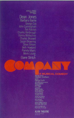 30 Days Of The 2014 Tony Awards: Day #18 - COMPANY