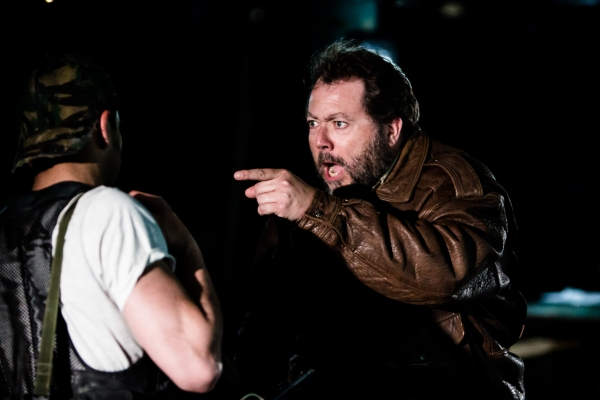 Photo Flash: First Look at Ashtar Theatre and Border Crossings' THIS FLESH IS MINE