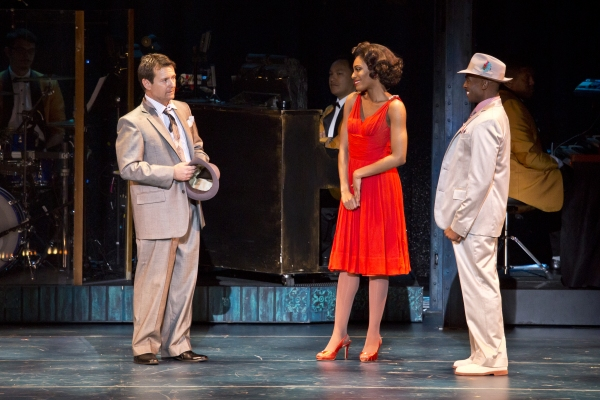 Eddie Urish as Gordon Grant, Jasmin Richardson as Felicia and RaMond Thomas as Delray
