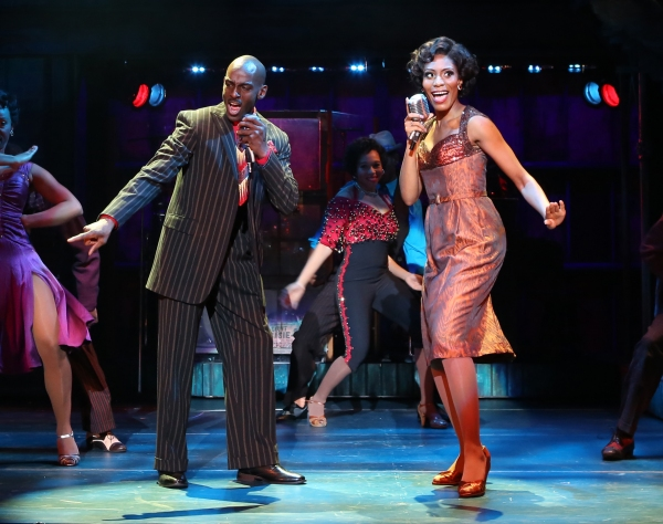 Photo Flash: Sneak Peek at MEMPHIS, Coming to the Capitol Theatre