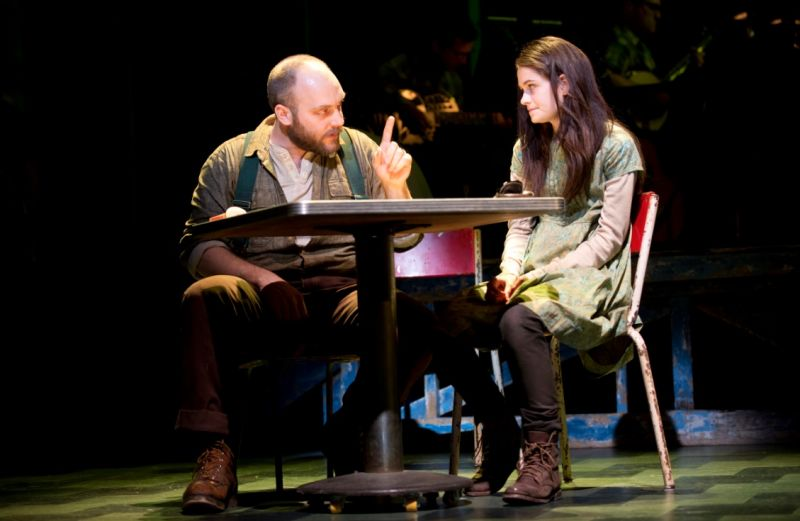 BWW Interviews: Debut of the Month - VIOLET's Emerson Steele on Playing Young Sutton & More