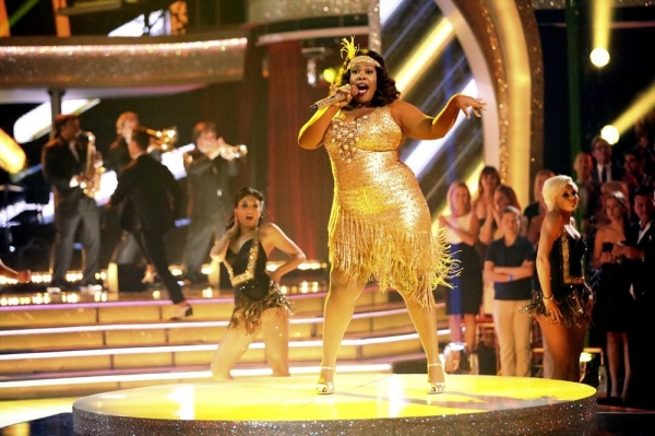 Photo Flash: Meryl & Maks Win Mirror Ball Trophy on DWTS Season Finale; Check out Highlights