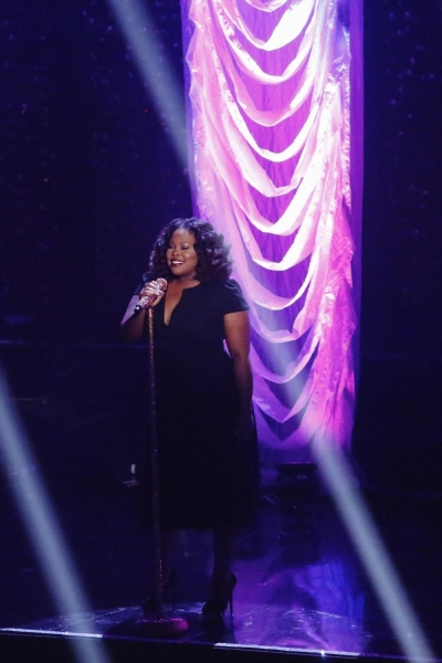 DANCING WITH THE STARS - ''Episode 1810A'' - Last season''s Mirrorball Trophy winner, Amber Riley, returned as a part of Walgreens'' ''Dance Happy Be Healthy'' performance of ''Do Your Thing'' plus her first single ''Colorblind,'' on the Season Finale, TU
