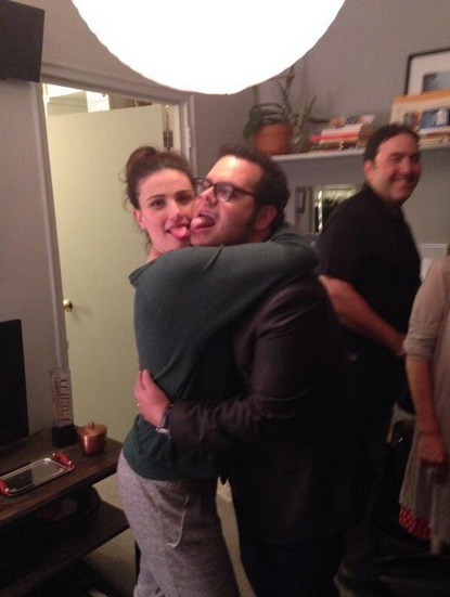 Idina Menzel & Josh Gad Discover Possible FROZEN 2 Storyline Backstage at IF/THEN