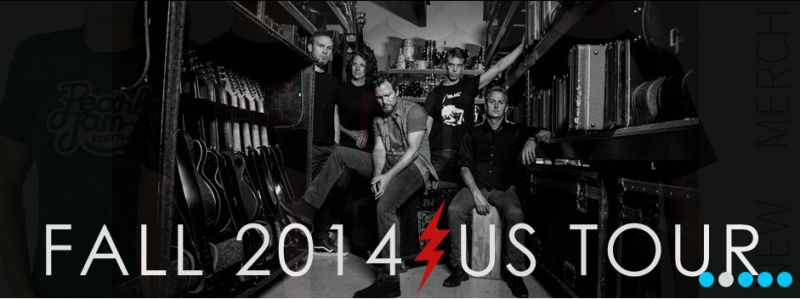 PEARL JAM Announces Fall 2014 U.S. Tour