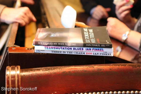 Photo Coverage: Ian Finkel Partners with More4Many for Book Launch!