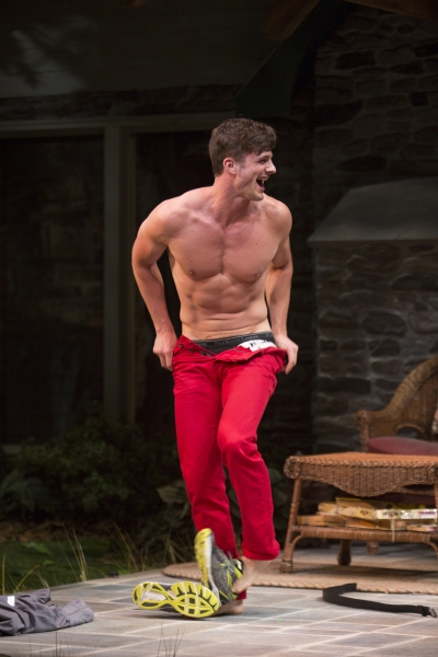 Photo Flash: First Look at The Old Globe's VANYA AND SONIA AND MASHA AND SPIKE