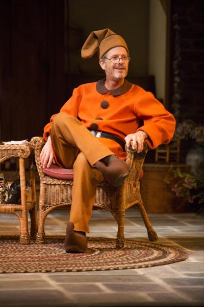 Martin Moran as Vanya