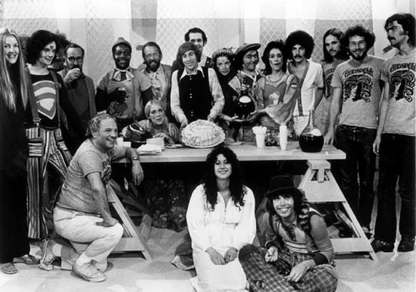 THEATRICAL THROWBACK THURSDAY: Turn Back O' Man! GODSPELL Rewrites The Good Book
