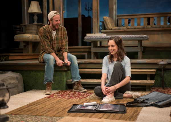 Photo Flash: First Look at Writers Theatre's DAYS LIKE TODAY