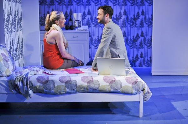 Photo Flash: First Look at Teddy Bergman, Mikaela Feely-Lehmann and More in Slant Theatre Project's THE CLOUD