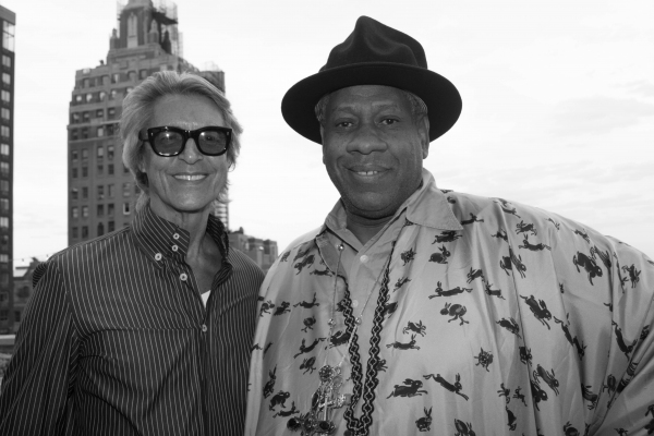 Tommy Tune, Andre Leon Talley