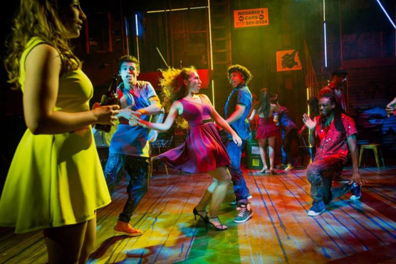 First Look At Southwark Playhouse Production Of IN THE HEIGHTS