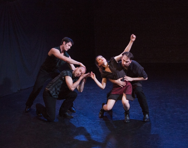 Photo Flash: First Look at Coleman Lemieux & Compagnie's ELVIS & THE MAN IN BLACK